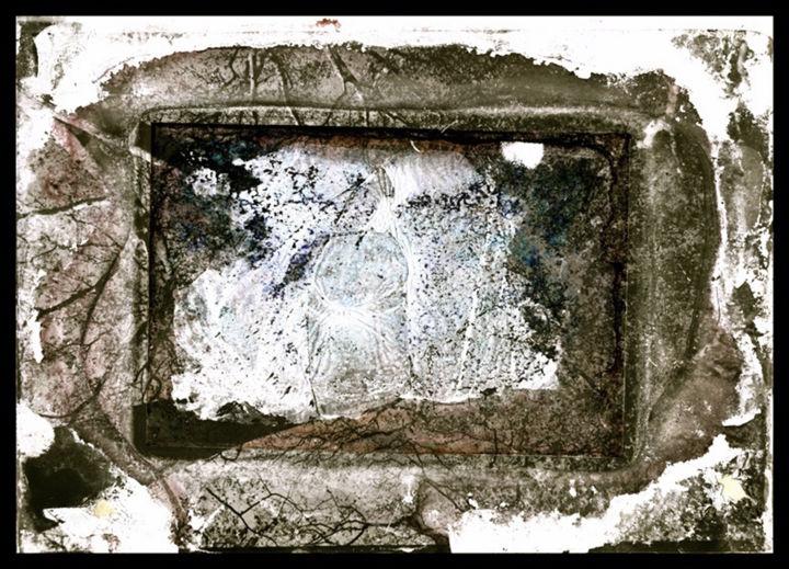 PIERRE de LABORIE - L'écran blanc